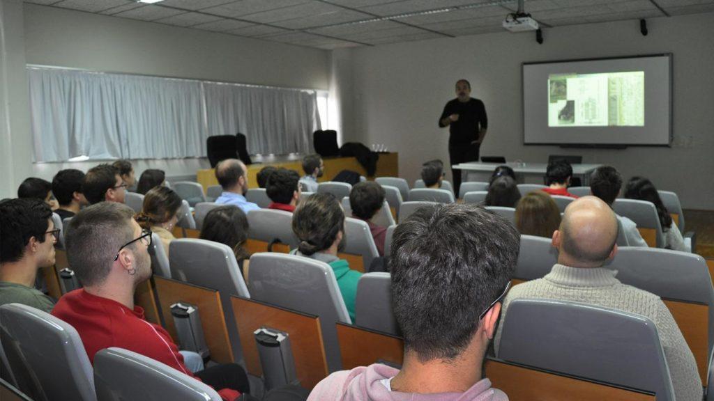 O programa iniciouse este mércores cun relatorio sobre patrimonio paleontolóxico e minaría